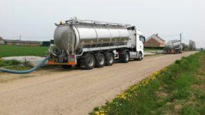 Tankwagen Gijsels